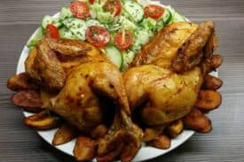 Zum Rezept Besoffenes Huhn