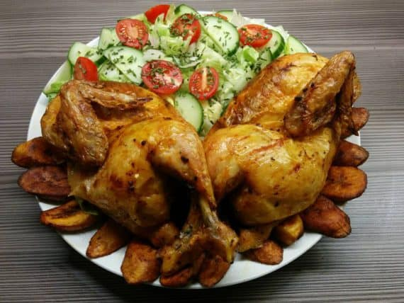 Rezept Besoffenes Huhn