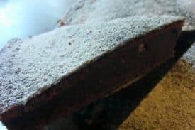 Zum Rezept Nutella - Kuchen