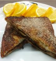 Rezept Süßer French Toast
