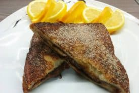 Blogbeitrag Süßer French Toast