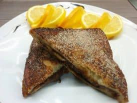 Süßer French Toast