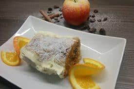 Blogbeitrag Apfelstrudel á la Oma