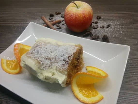 Rezept Apfelstrudel á la Oma
