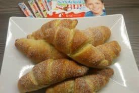 Zum Rezept Kinder Croissant