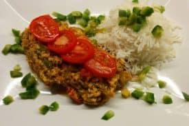 Blogbeitrag Melanzani mit Kokos und Ei