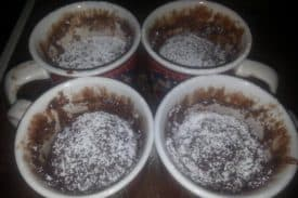 Blogbeitrag Nutella-Mikrowellen-Löffelkuchen