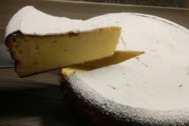 Blogbeitrag Topfenkuchen
