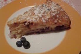 Blogbeitrag Beerenkuchen