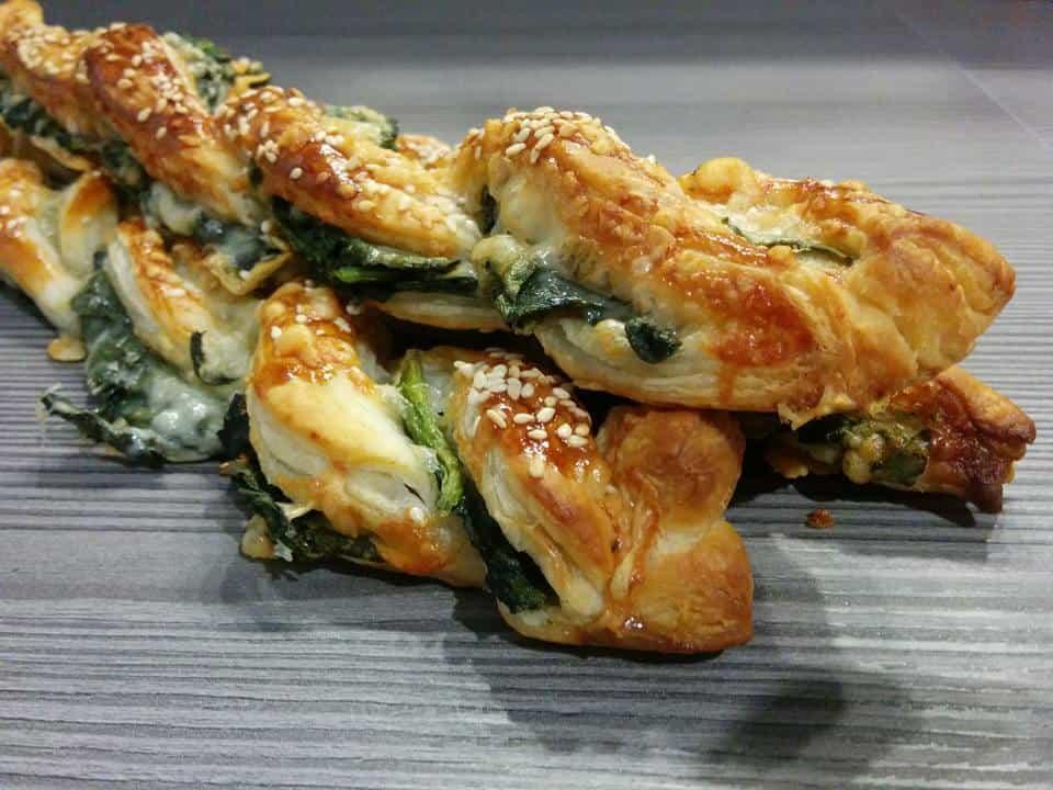 Grüne Versuchung - Ein Snack für Gründonnerstag