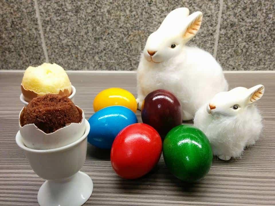Rezept Osterei – Kuchen