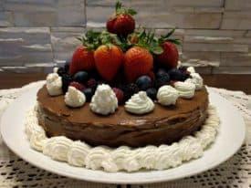 Nutella Palatschinken Torte