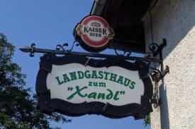 Zum Beitrag: Xandlwirt in Hainbuch