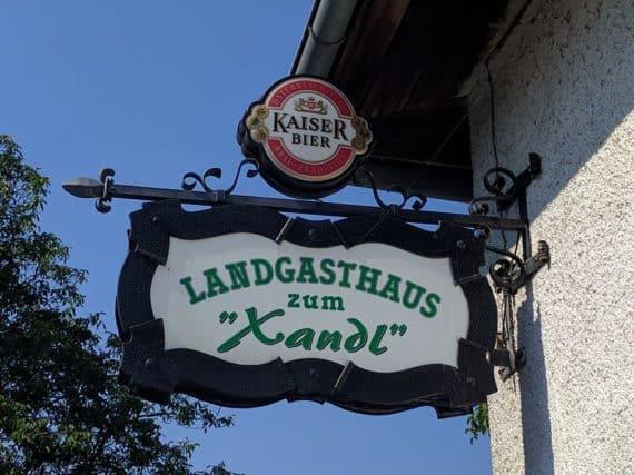 Xandlwirt in Hainbuch
