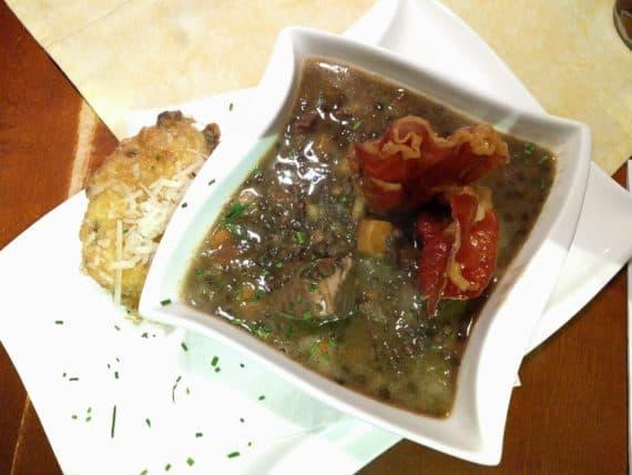 Fido's - Wildschweinsuppe