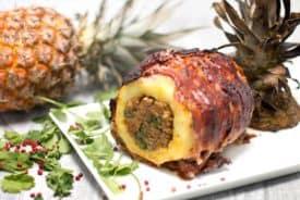 Rezept Spicy Ananasbombe