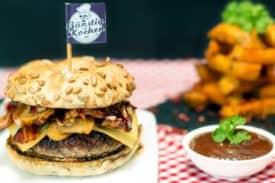 Blogbeitrag Da Smokey Steyrer Burger
