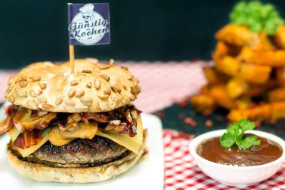 Rezept Da Smokey Steyrer Burger