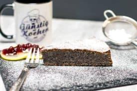 Fido's Weißmohnkuchen (schwarz)