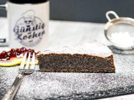 Zum Rezept von Fido's Weißmohnkuchen (schwarz)