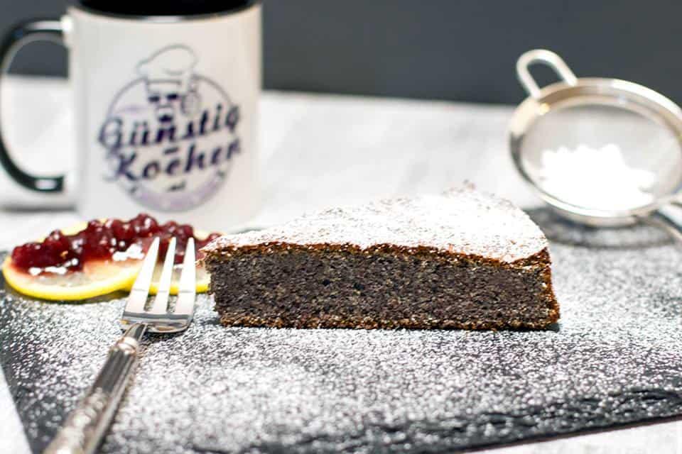 Rezept Fido's Weißmohnkuchen (schwarz)