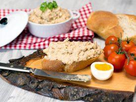 Zum Rezept von Sardinenkäse