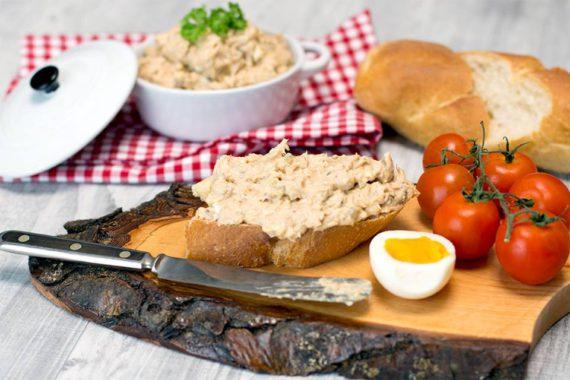 Rezept Sardinenkäse