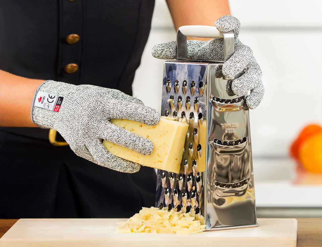 Rezept NoCry schnittfeste Handschuhe