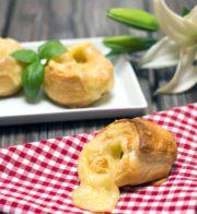 Rezept Käse - Schnecken