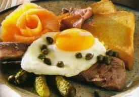 Rezept Schnitzel Holsteiner Art