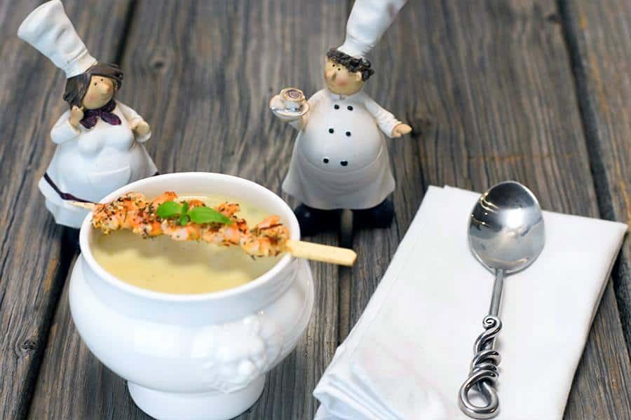 Vorspeisen Rezepte - Mehr als nur Suppe