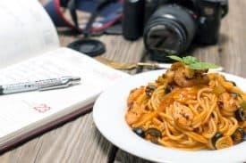 Zum Rezept Dominikanische Spaghetti