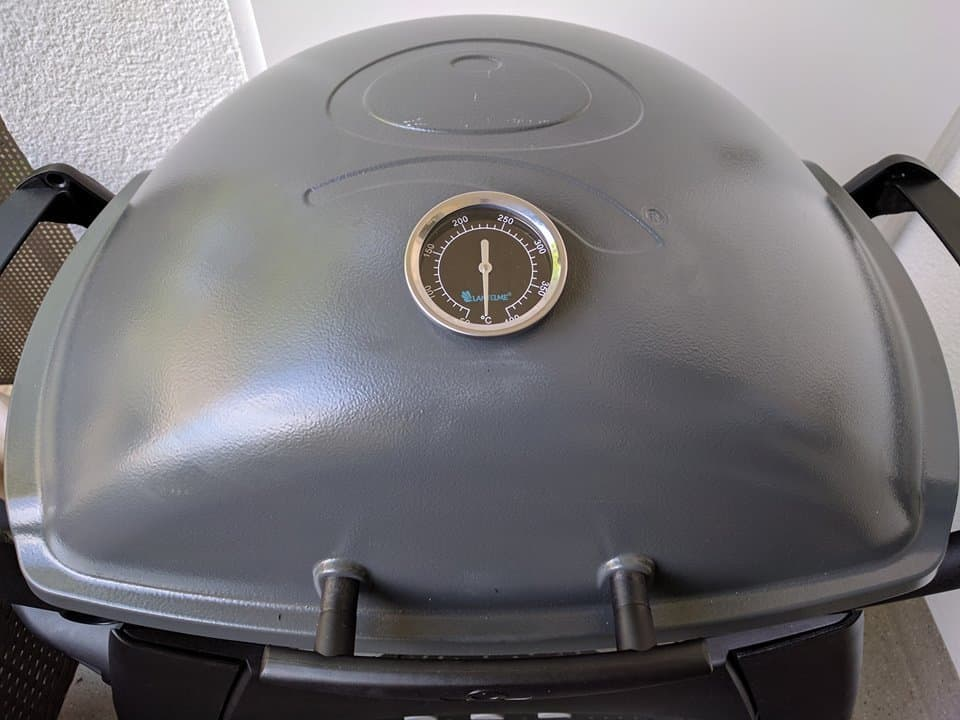 Weber Elektrogrill Thermometer : Do it yourself: weber q2400 mit thermometer nachrüsten » 🍴 guenstig