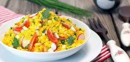 Zum Rezept von Couscous Salat