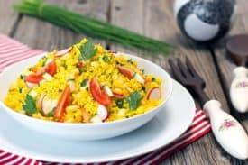 Zum Rezept Couscous Salat