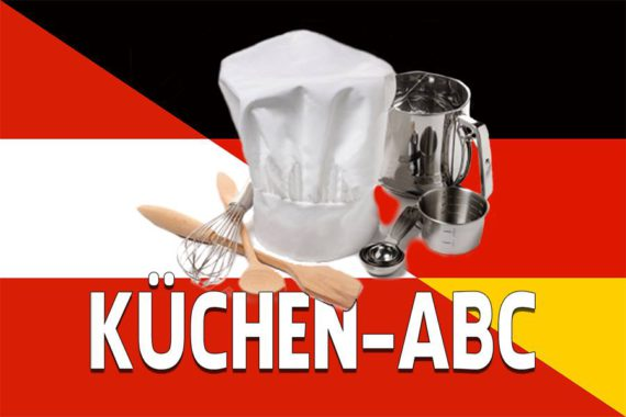 Küchen - ABC Österreichisch : Deutsch