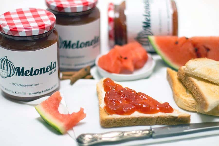 Rezept Melonela