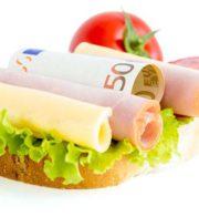 Rezept Lebensmittelpreise