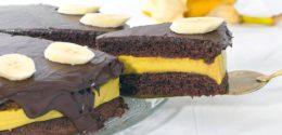 Zum Rezept von Banacher Torte