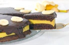 Zum Rezept Banacher Torte