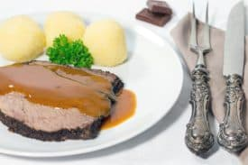 Rindsbraten Black Power