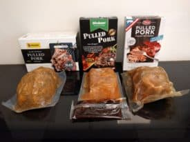 Pulled Pork Vergleich