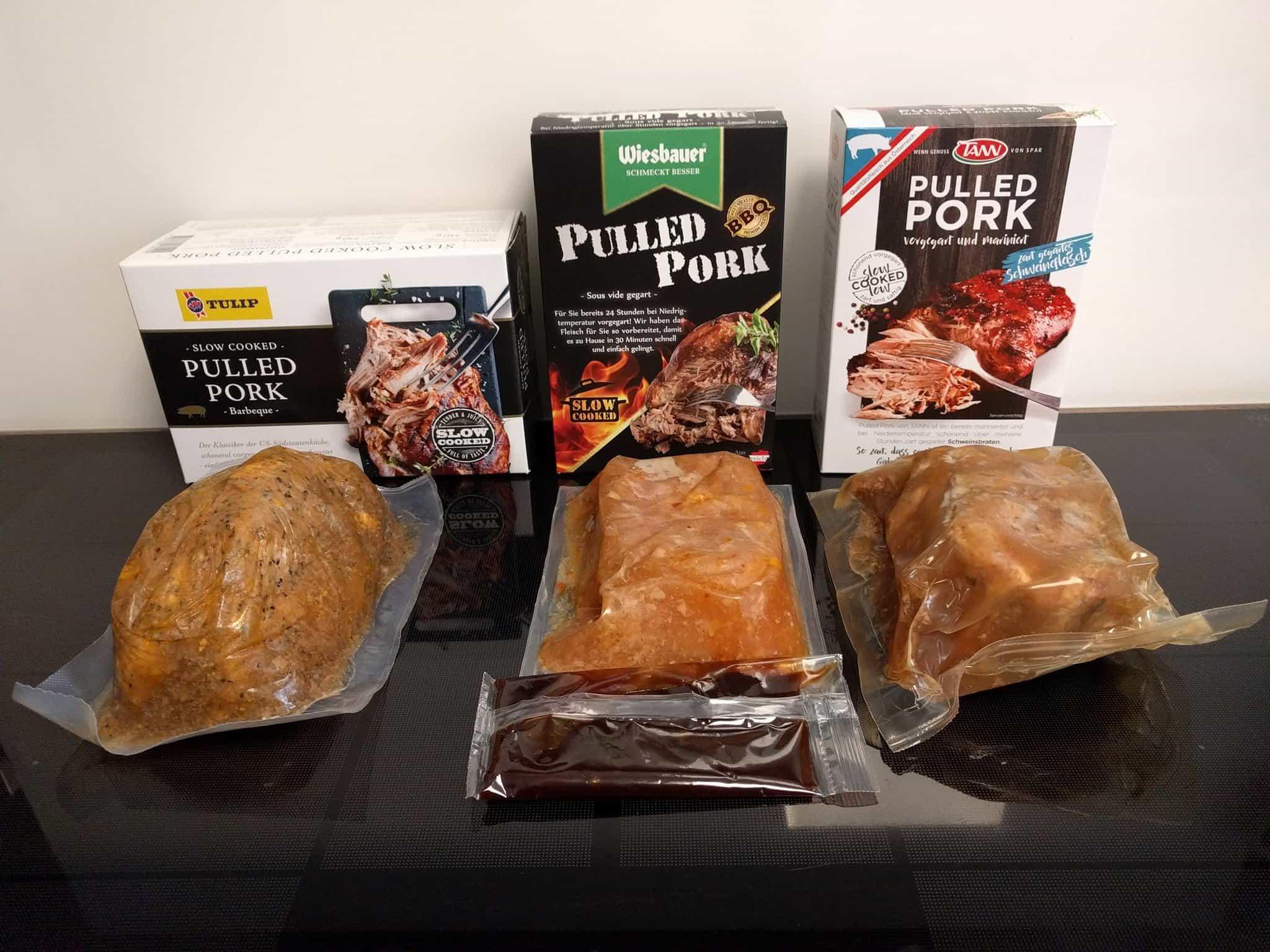Rezept Pulled Pork Vergleich