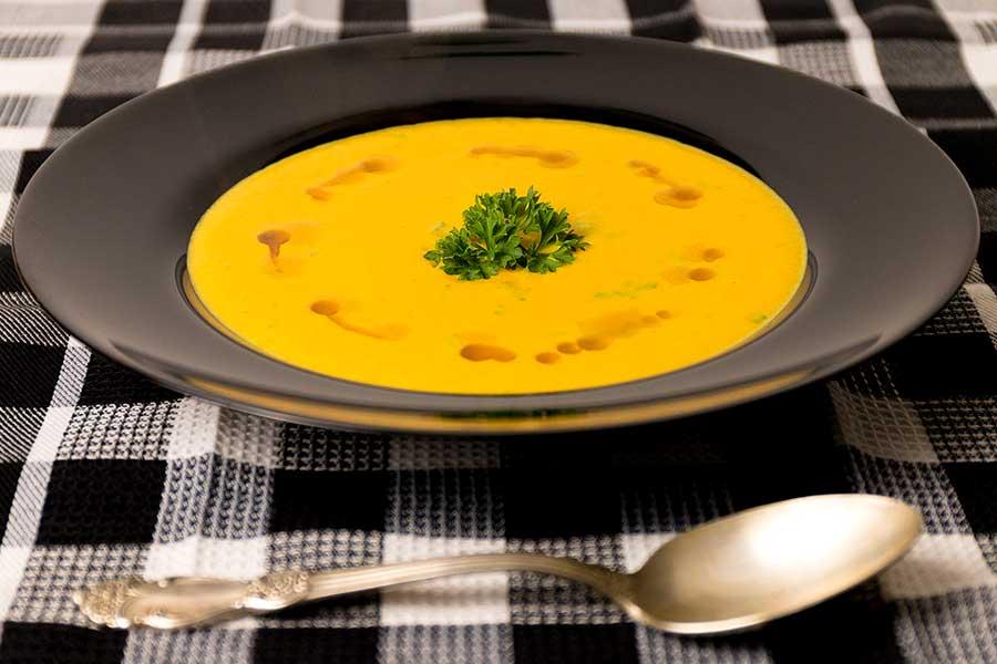 Rezept Karotten Ingwer Cremesuppe