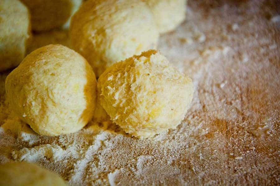 Rezept Kartoffelteig