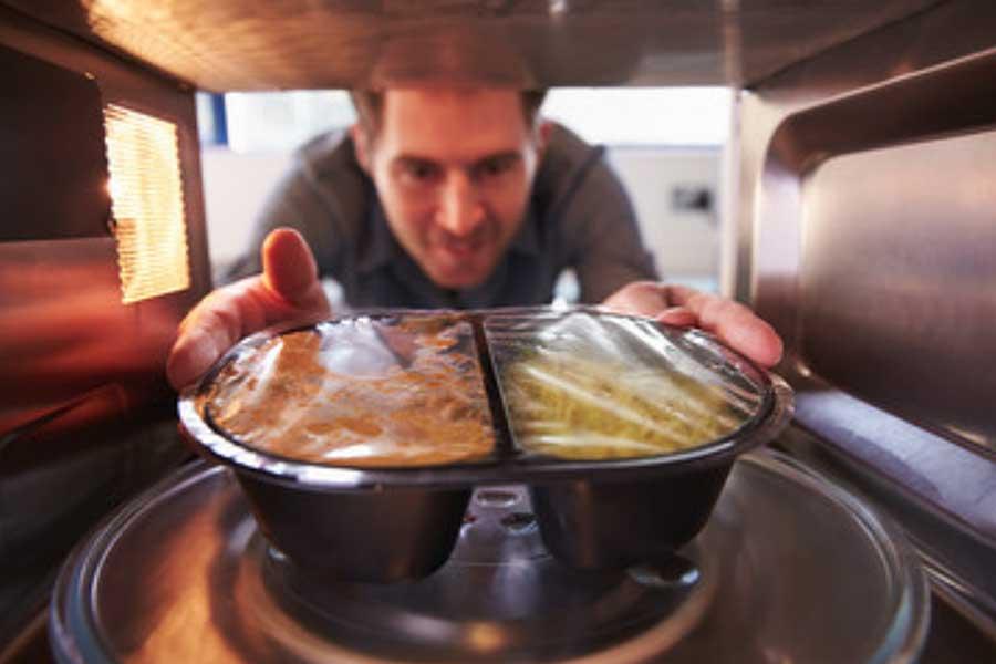 Rezept Ist die Mikrowelle schädlich?