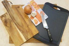 Rezept Holz oder Plastik