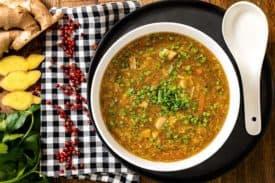 Pikant – säuerliche Suppe