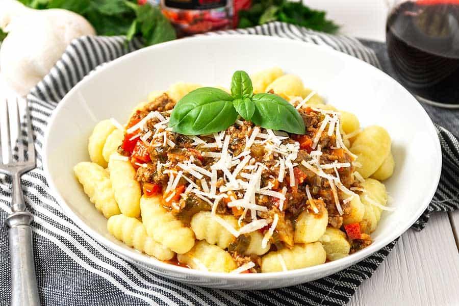 Rezept Bolognese ohne Tomaten