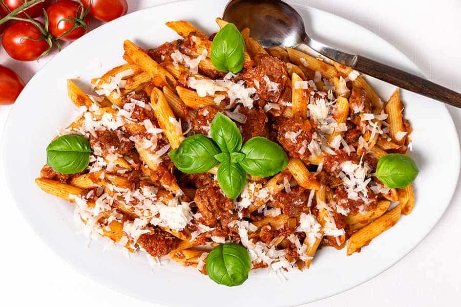 Rezept Pasta Salcicciana